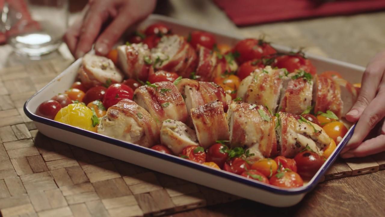 Rosie S Go To Simple Stuffed Chicken Recipe Recipecreek