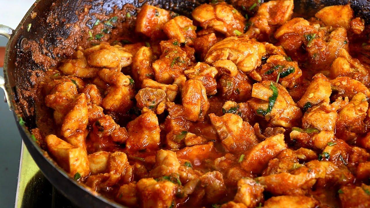 Tomato Chicken Recipe How To Make Indian Style Tomato Chicken Recipecreek