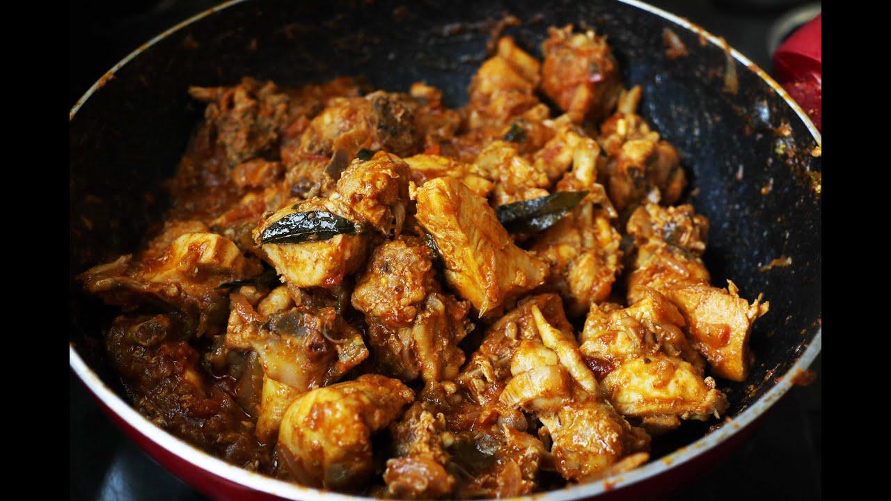 ಚಿಕನ್ ಫ್ರೈ ಮಾಡುವ ವಿಧಾನ | Chicken Fry for Beginners | Spicy ...